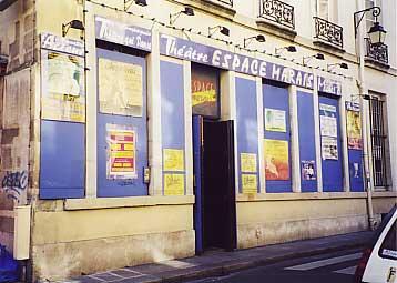 パリの STUDIO