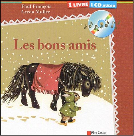 Les Bons Amis (1 livre + 1 CD audio)