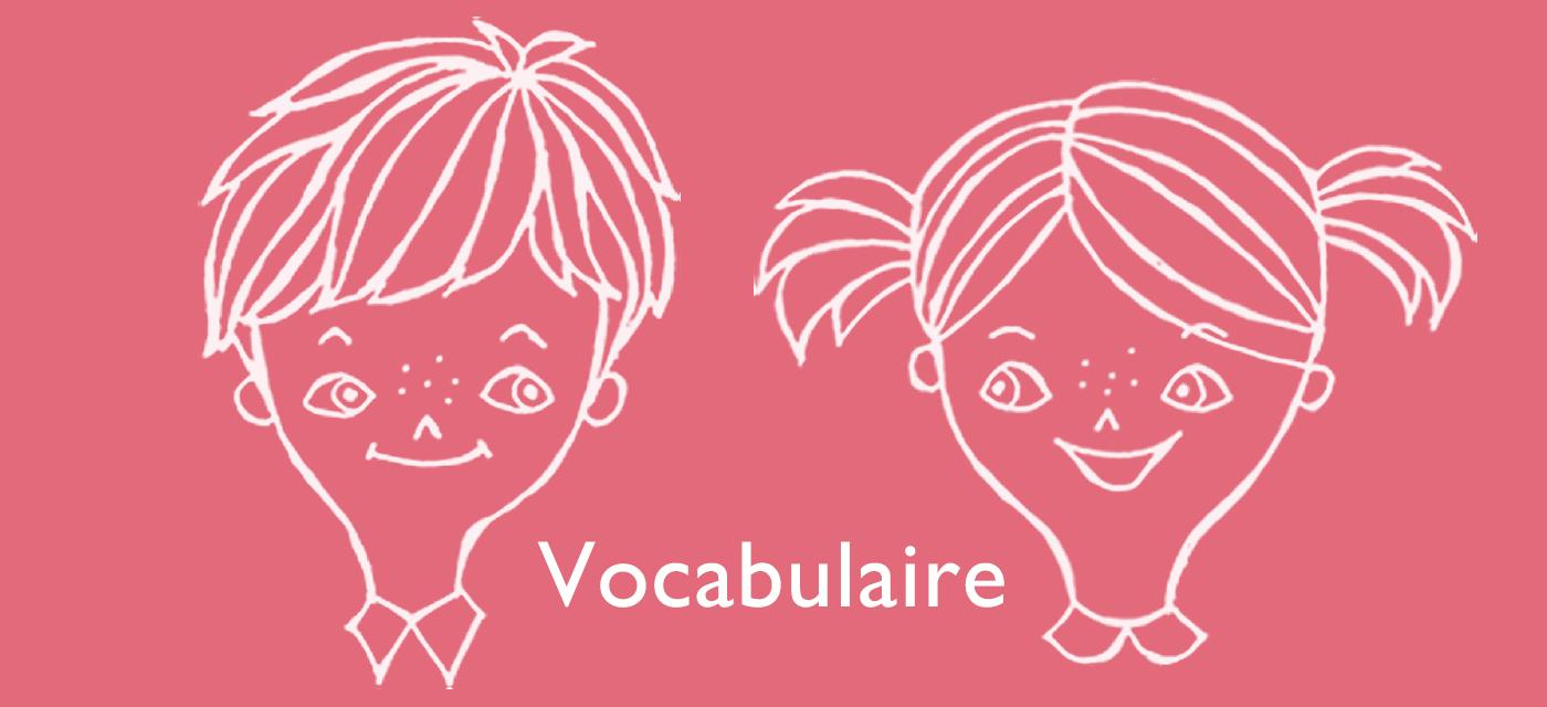 学校行かずにフランス語!「フランス語のボキャブラリー」